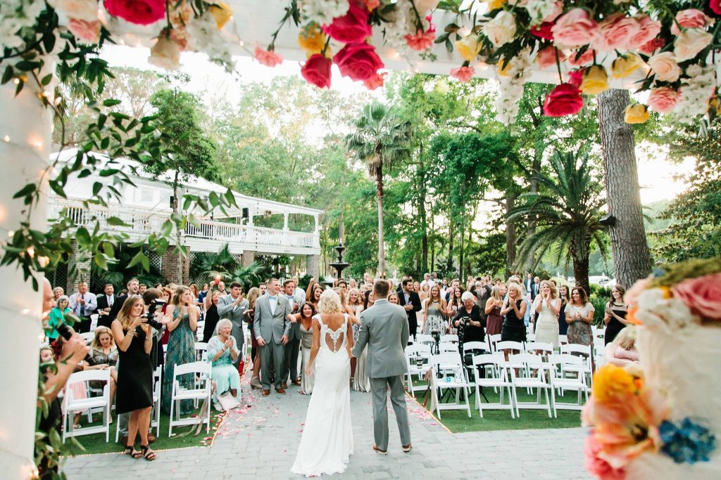 4 Tips On How To Maximize The Use Of Your Outdoor Wedding ...